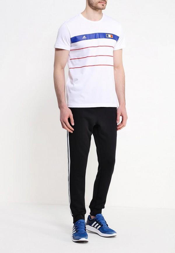 Спортивная футболка Adidas Performance (Адидас Перфоманс) AI5638: изображение 2