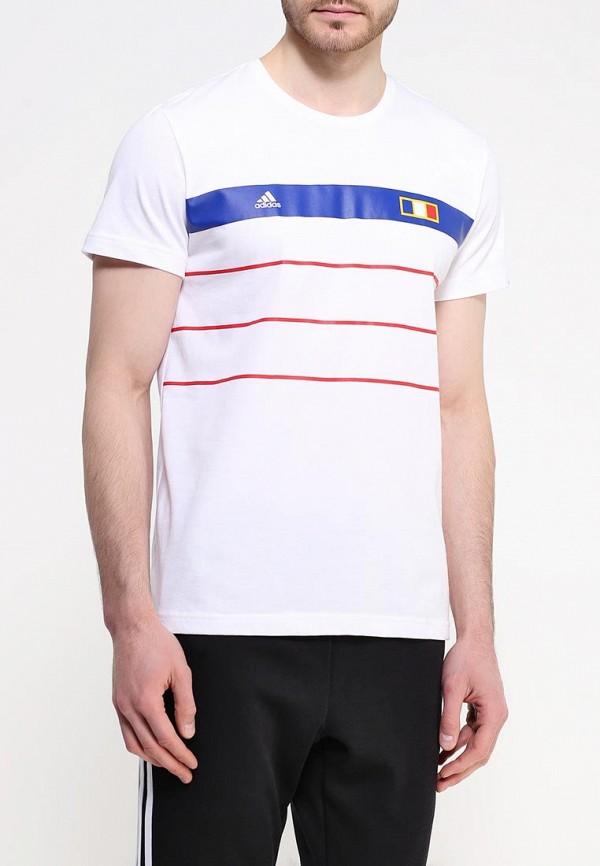 Спортивная футболка Adidas Performance (Адидас Перфоманс) AI5638: изображение 3