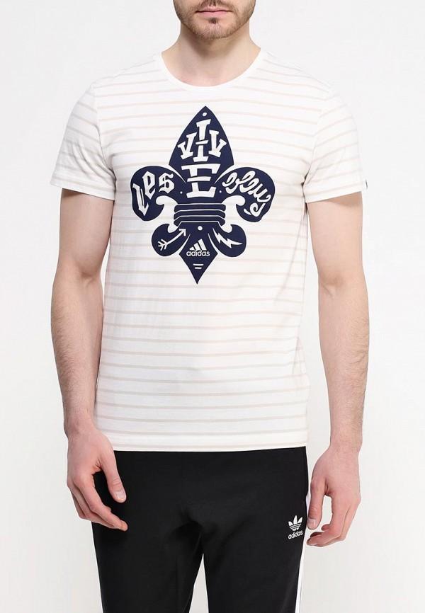Спортивная футболка Adidas Performance (Адидас Перфоманс) AI5640: изображение 3