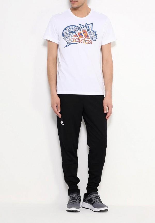 Спортивная футболка Adidas Performance (Адидас Перфоманс) AI6068: изображение 2