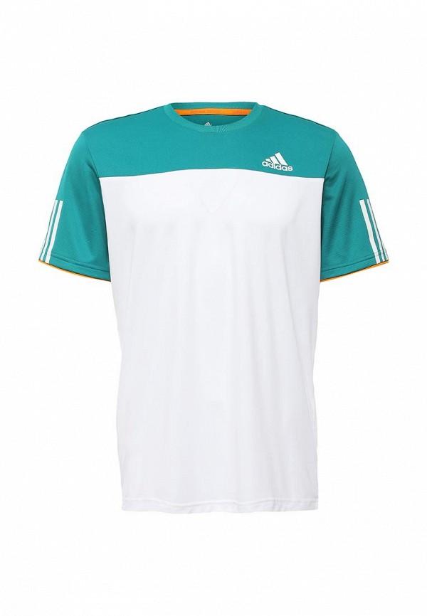 Спортивная футболка Adidas Performance (Адидас Перфоманс) AJ1548: изображение 2