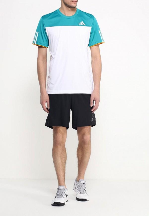 Спортивная футболка Adidas Performance (Адидас Перфоманс) AJ1548: изображение 3