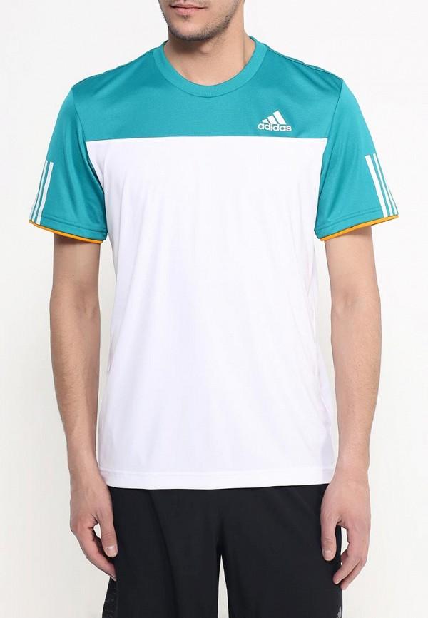 Спортивная футболка Adidas Performance (Адидас Перфоманс) AJ1548: изображение 4