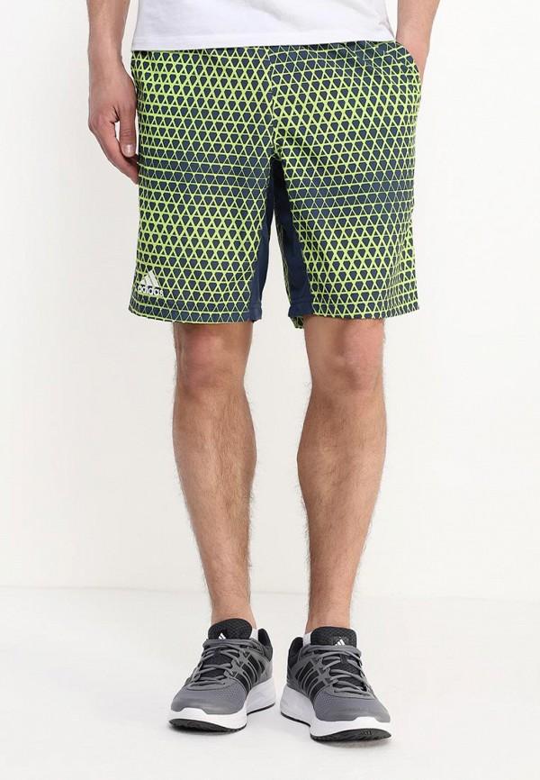 Мужские спортивные шорты Adidas Performance (Адидас Перфоманс) AJ1556: изображение 3