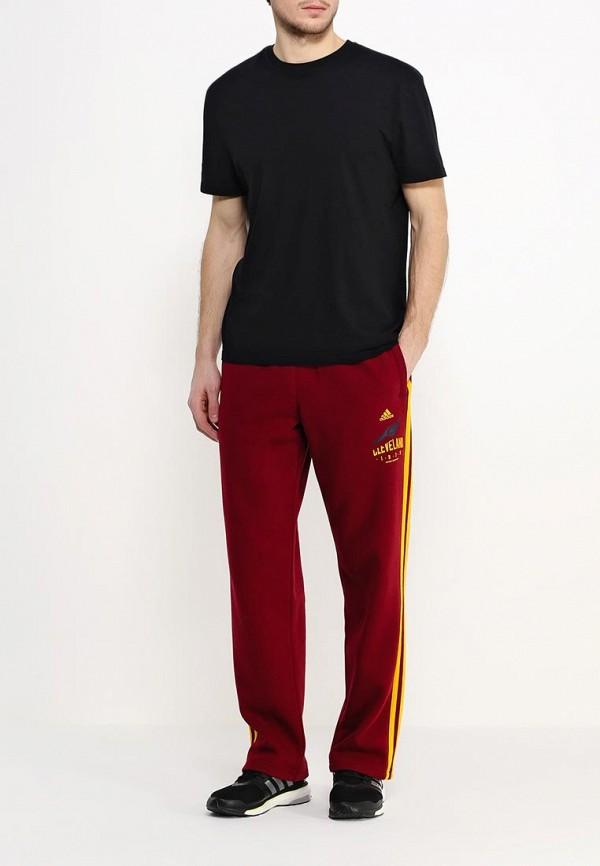 Мужские спортивные брюки Adidas Performance (Адидас Перфоманс) AJ1808: изображение 2