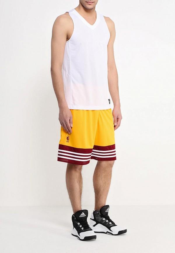 Мужские спортивные шорты Adidas Performance (Адидас Перфоманс) AJ1817: изображение 3