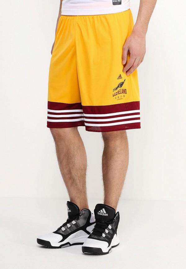 Мужские спортивные шорты Adidas Performance (Адидас Перфоманс) AJ1817: изображение 5