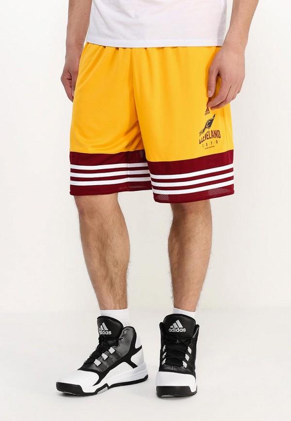 Мужские спортивные шорты Adidas Performance (Адидас Перфоманс) AJ1817: изображение 6