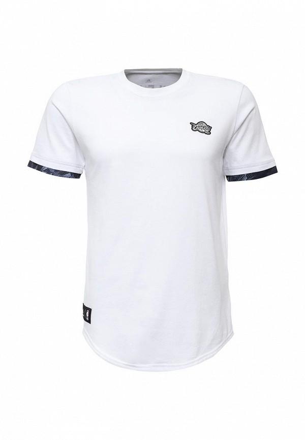 Спортивная футболка Adidas Performance (Адидас Перфоманс) AJ1851: изображение 2