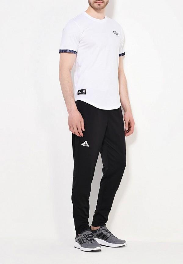 Спортивная футболка Adidas Performance (Адидас Перфоманс) AJ1851: изображение 3