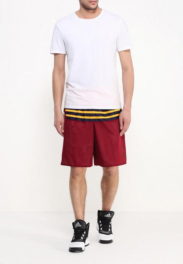Мужские спортивные шорты Adidas Performance (Адидас Перфоманс) AJ1881: изображение 2