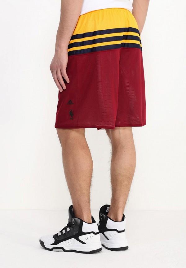 Мужские спортивные шорты Adidas Performance (Адидас Перфоманс) AJ1881: изображение 4