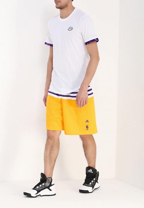 Мужские спортивные шорты Adidas Performance (Адидас Перфоманс) AJ1882: изображение 3