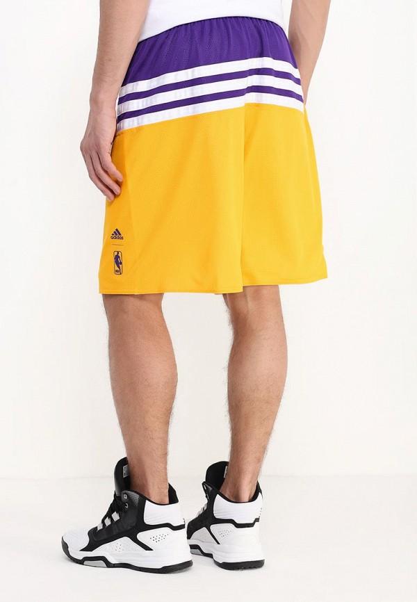 Мужские спортивные шорты Adidas Performance (Адидас Перфоманс) AJ1882: изображение 5