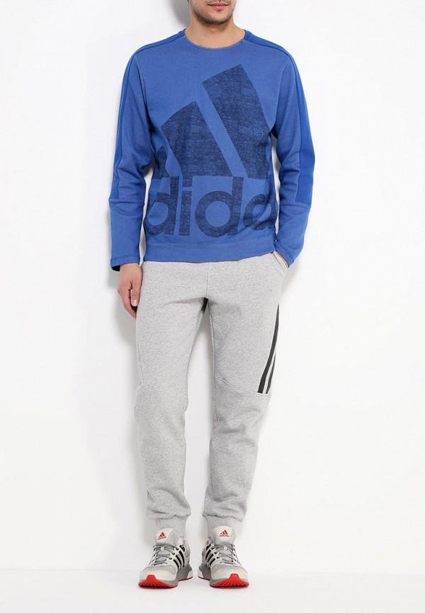 Толстовка Adidas Performance (Адидас Перфоманс) AJ4791: изображение 2