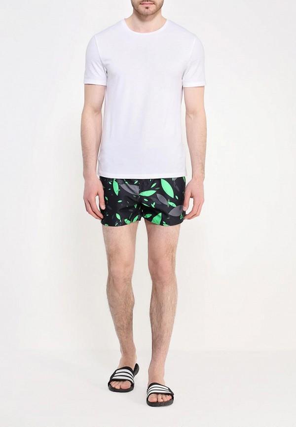 Мужские шорты для плавания Adidas Performance (Адидас Перфоманс) AJ5582: изображение 2