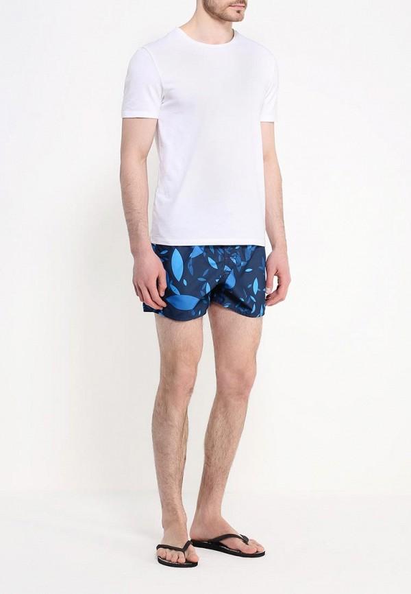 Мужские шорты для плавания Adidas Performance (Адидас Перфоманс) AJ5584: изображение 2