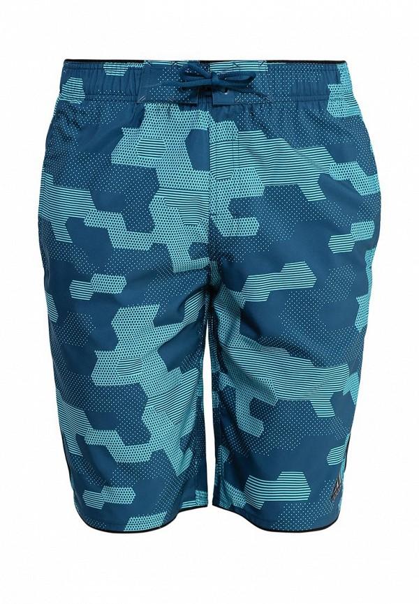 Мужские шорты для плавания Adidas Performance (Адидас Перфоманс) AJ5589: изображение 1