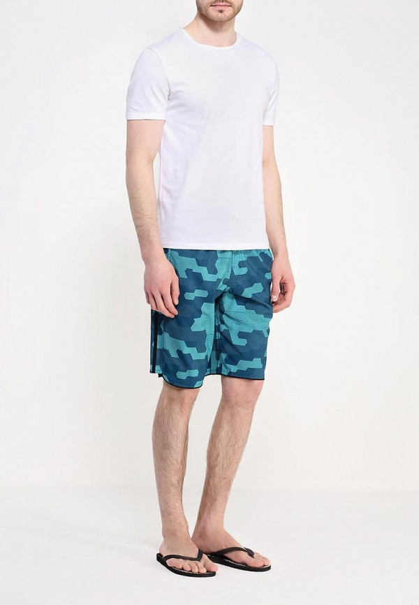 Мужские шорты для плавания Adidas Performance (Адидас Перфоманс) AJ5589: изображение 2