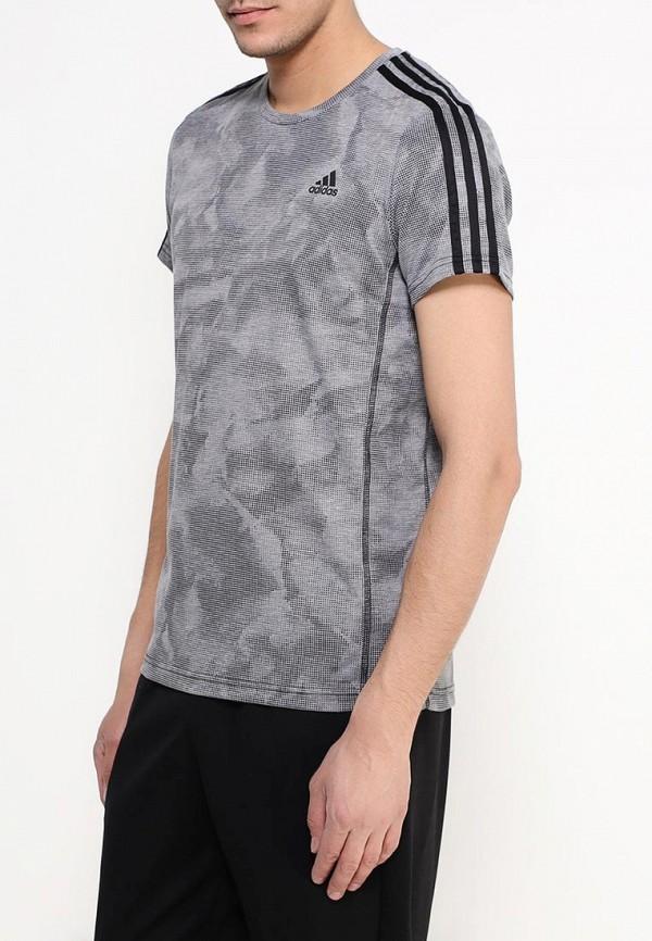 Спортивная футболка Adidas Performance (Адидас Перфоманс) AJ6043: изображение 3