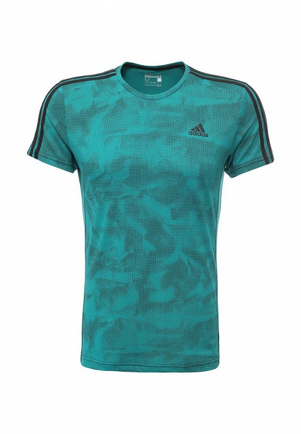 Спортивная футболка Adidas Performance (Адидас Перфоманс) AJ6044: изображение 1