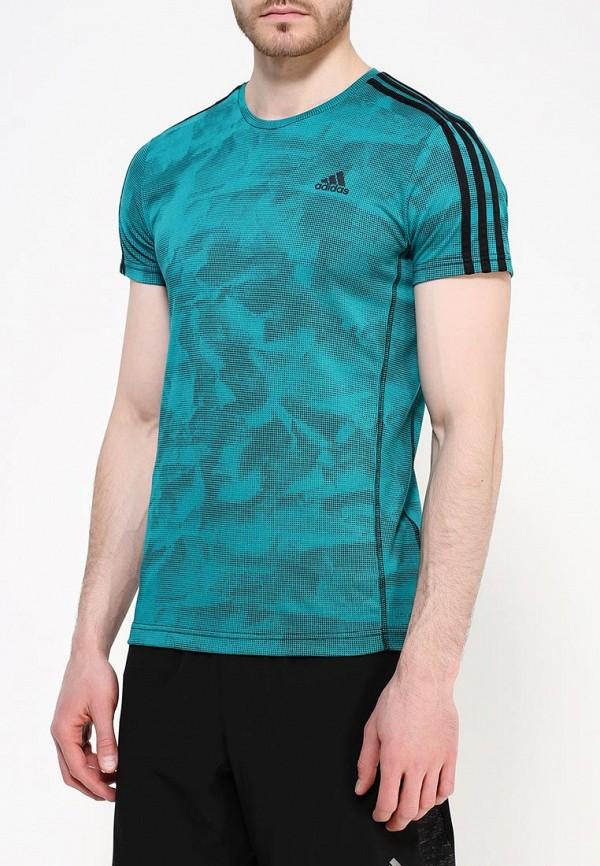 Спортивная футболка Adidas Performance (Адидас Перфоманс) AJ6044: изображение 3