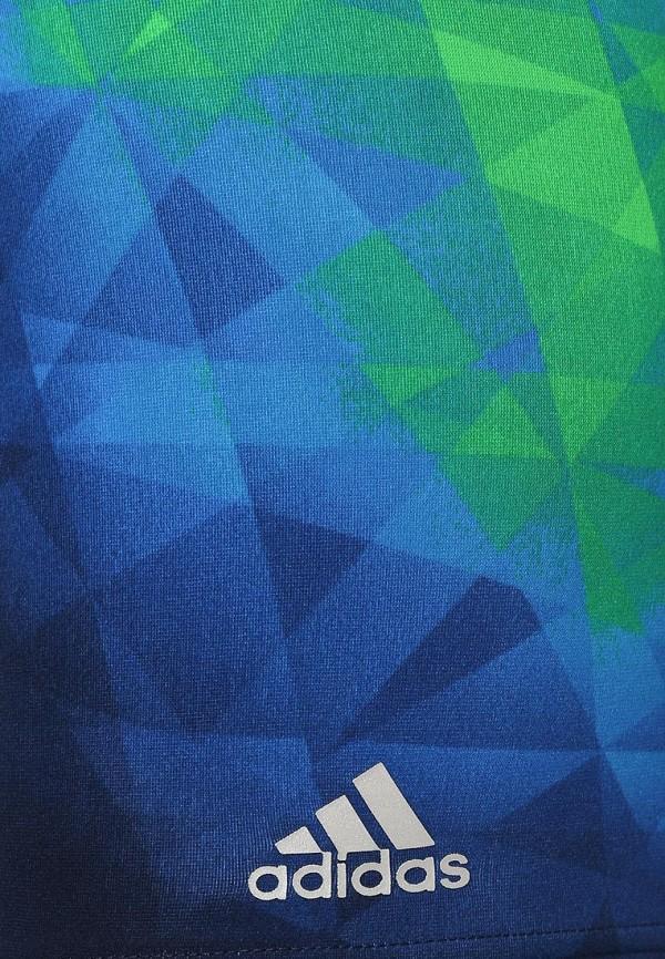 Мужские плавки Adidas Performance (Адидас Перфоманс) AJ8335: изображение 2