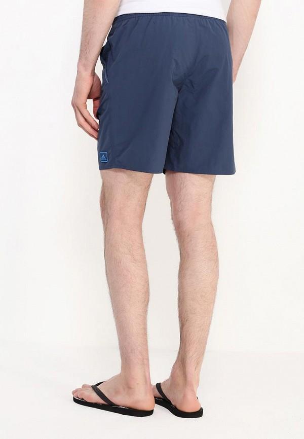 Мужские шорты для плавания Adidas Performance (Адидас Перфоманс) AK0171: изображение 4