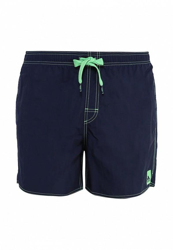 Мужские шорты для плавания Adidas Performance (Адидас Перфоманс) AK0178: изображение 1