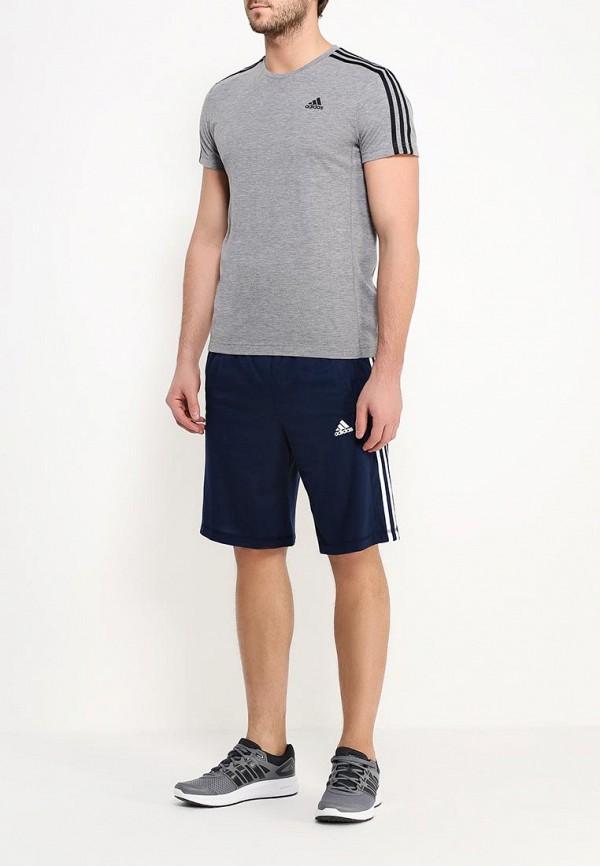 Мужские спортивные шорты Adidas Performance (Адидас Перфоманс) AK1608: изображение 2