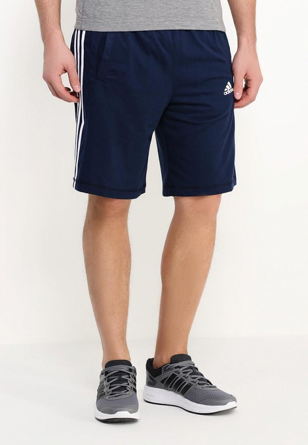 Мужские спортивные шорты Adidas Performance (Адидас Перфоманс) AK1608: изображение 3