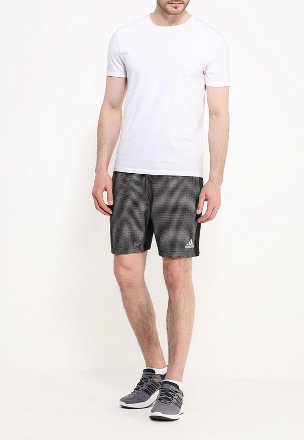 Мужские повседневные шорты Adidas Performance (Адидас Перфоманс) AK1622: изображение 2