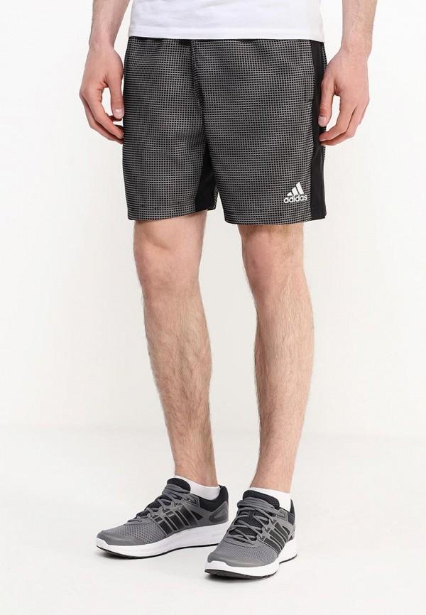 Мужские повседневные шорты Adidas Performance (Адидас Перфоманс) AK1622: изображение 3