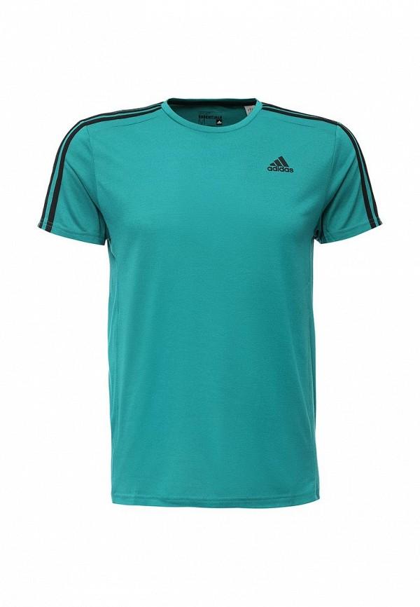Спортивная футболка Adidas Performance (Адидас Перфоманс) AK1736: изображение 2