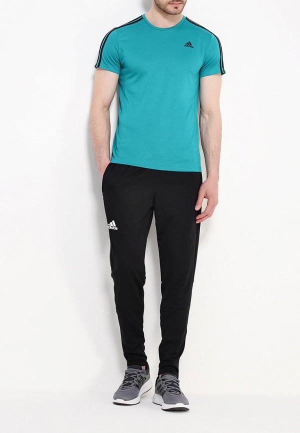 Спортивная футболка Adidas Performance (Адидас Перфоманс) AK1736: изображение 3