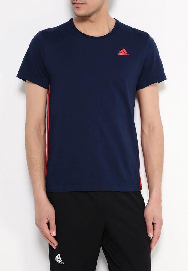 Спортивная футболка Adidas Performance (Адидас Перфоманс) AK1772: изображение 4