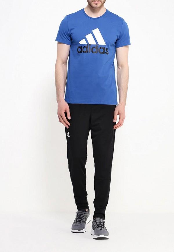 Спортивная футболка Adidas Performance (Адидас Перфоманс) AK1798: изображение 2