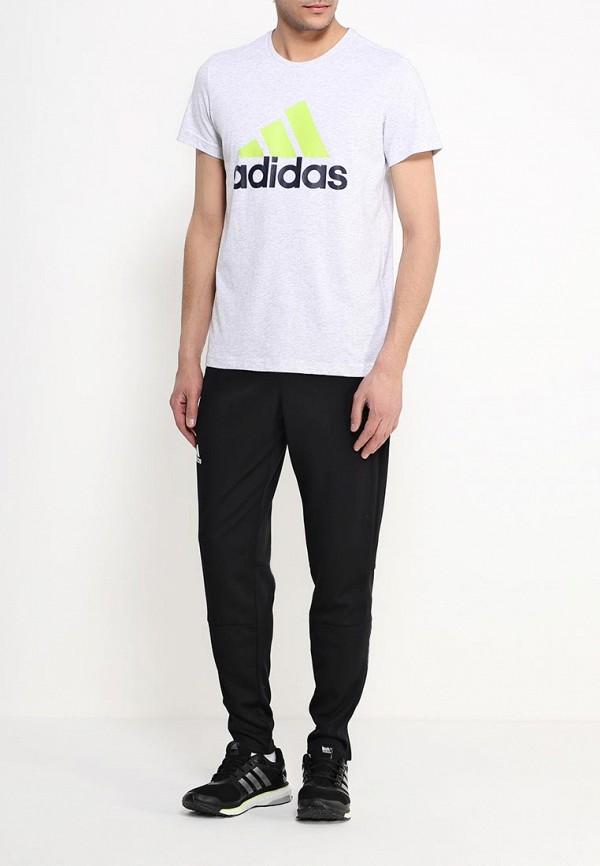 Спортивная футболка Adidas Performance (Адидас Перфоманс) AK1799: изображение 2