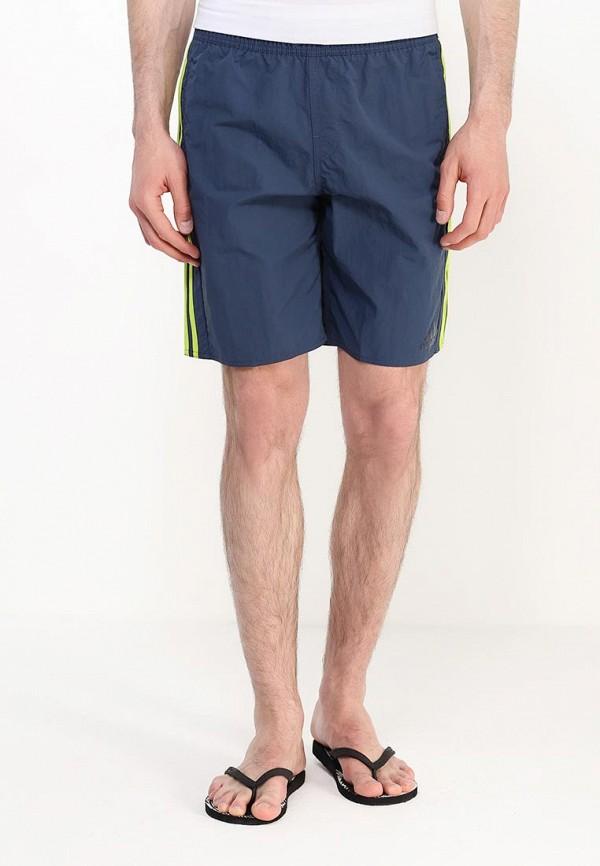 Мужские шорты для плавания Adidas Performance (Адидас Перфоманс) AK1919: изображение 3