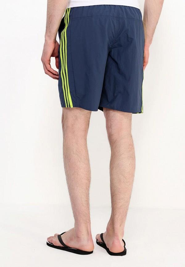 Мужские шорты для плавания Adidas Performance (Адидас Перфоманс) AK1919: изображение 4
