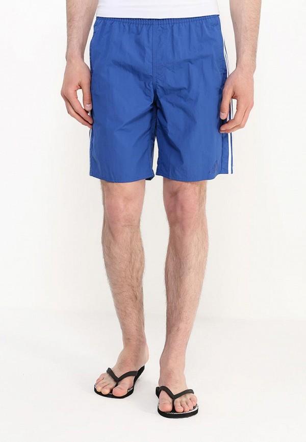 Мужские шорты для плавания Adidas Performance (Адидас Перфоманс) AK1920: изображение 3