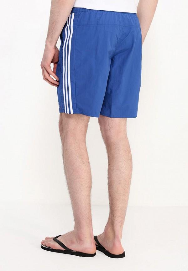 Мужские шорты для плавания Adidas Performance (Адидас Перфоманс) AK1920: изображение 4
