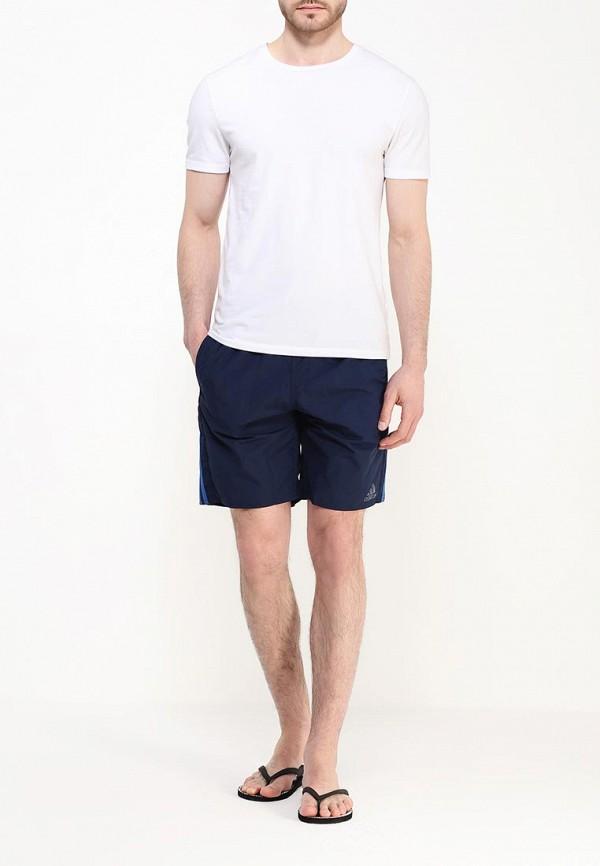Мужские шорты для плавания Adidas Performance (Адидас Перфоманс) AK1921: изображение 2