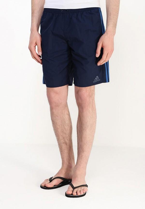 Мужские шорты для плавания Adidas Performance (Адидас Перфоманс) AK1921: изображение 3