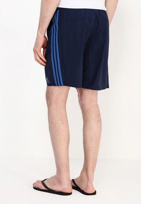 Мужские шорты для плавания Adidas Performance (Адидас Перфоманс) AK1921: изображение 4