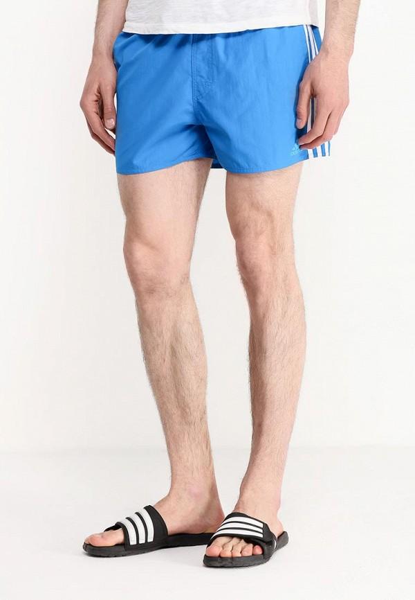 Мужские шорты для плавания Adidas Performance (Адидас Перфоманс) AK1944: изображение 3