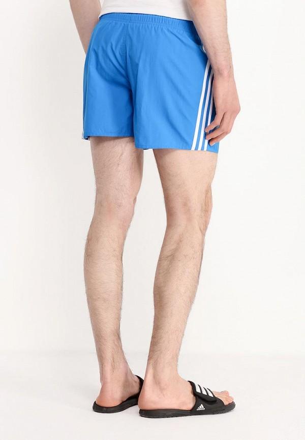 Мужские шорты для плавания Adidas Performance (Адидас Перфоманс) AK1944: изображение 4