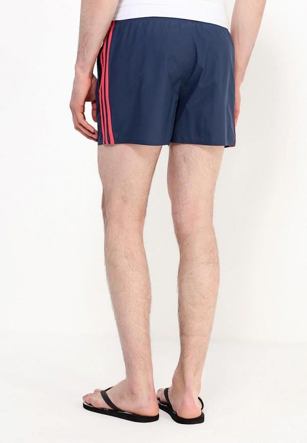 Мужские шорты для плавания Adidas Performance (Адидас Перфоманс) AK1946: изображение 4