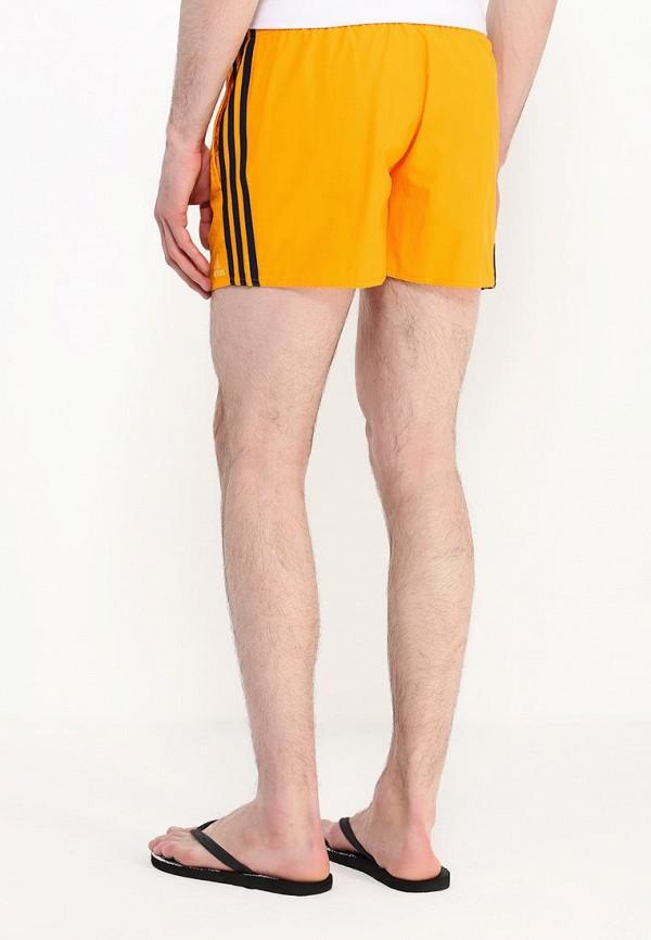 Мужские шорты для плавания Adidas Performance (Адидас Перфоманс) AK1957: изображение 4