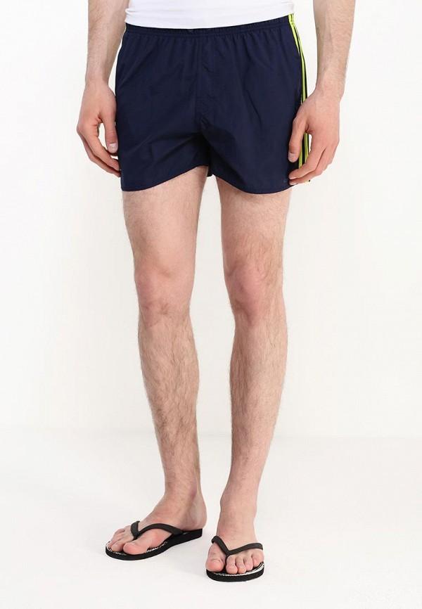 Мужские шорты для плавания Adidas Performance (Адидас Перфоманс) AK2153: изображение 3